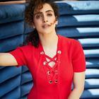 Sanya Malhotra talks about how her mother still asks her to take up studies