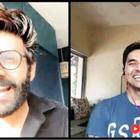 Kartik Aaryan spoke to health expert Luke Coutinho on the fourth episode of his online chat show