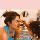 Priyanka Chopra turns into a 'Pretty Princess' thanks to niece sky Krishna