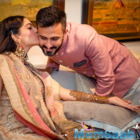 Sunita Kapoor shares a sweet wish for daughter Sonam and son-in-law Anand Ahuja on their second wedding anniversary