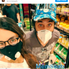 Grocery Adventure: Shraddha Kapoor steps out with brother Siddhanth Kapoor