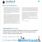 Zaira Wasim speaks about locust controversy; says 'I am not an actress anymore