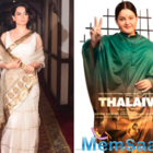 Kangana Ranaut: Thalaivi a massive scale film, can't release on OTT