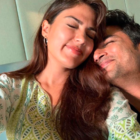Rhea Chakraborty's emotional note for late Sushant Singh Rajput: Still struggling to face my emotions