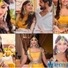 Rana Daggubati and Miheeka Bajaj's haldi ceremony was performed in Hyderabad, see here the pics