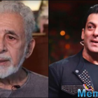 Naseeruddin Shah wants to see people's reaction to a Salman Khan film released on OTT