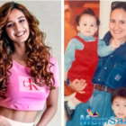 Disha Patani comments on an adorable childhood picture of Tiger Shroff with mommy Ayesha and sister Krishna Shroff
