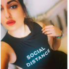 THIS is how Sonakshi Sinha reminds everyone to maintain social distance