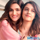 Kriti Sanon and Nupur Sanon give fans a sneak-peek into their 'much-needed family getaway