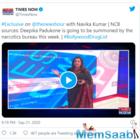 NCB to summon Deepika Padukone this week in Bollywood drug probe