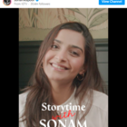 Sonam Kapoor reveals about suffering from PCOS