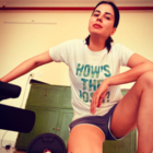Kirti Kulhari reiterates the importance of exercising and health in life, take a look