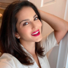 Sunny Leone recently surprised her fans at a Dubai Trade Show