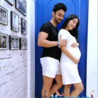 Amrita Rao poses with a baby bump, says 'The Baby Is Coming Soon'