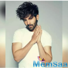 Kartik Aaryan shares a picture of himself on Instagram; captions, 'Don't judge a man by his t-shirt'