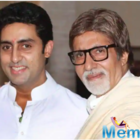 Abhishek Bachchan: Papa never made a film for me, I produced 'Paa' for him