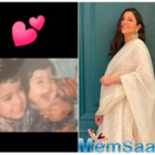 Mom-to-be Anushka Sharma's celebrates Bhai Dooj by sharing an adorable childhood photo with her brother