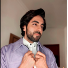 Ayushmann Khurrana reveals his excitement for upcoming projects