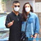 Newbie parents Virat Kohli and Anushka Sharma make their first public appearance after welcoming a baby girl!