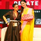 Actress Kareena Kapoor at the India Today Conclave