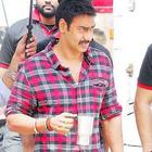 Ajay Devgan On The Sets of Bol Bachchan