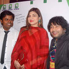 Alka yagnik at Singer Krisna Party