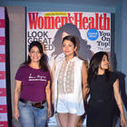 Women's Health inaugural issue launches by Anushka Sharma