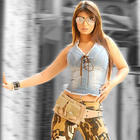 Ayesha Takia Stunning Face Stylist Wallpaper