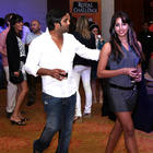 Celebrity Cricket League  party in Vizag