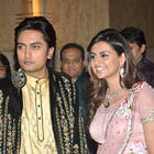 Bollywood celebs at Honey Bhagnani's sangeet ceremony