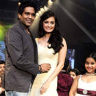 Dia Mirza walks the ramp for Rocky S at India Kids Fashion Week