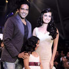 Dia Mirza with Rocky S at India Kids Fashion Week  2012