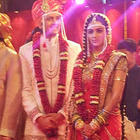 Ritesh and genelia's Marriage Photos