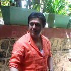 Govinda Celebrates Holi with Fans