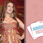 Lovely Actress Amisha Patel Wallpapers