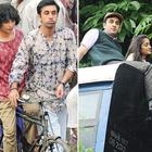 Ileana,Ranbir and Priyanka On The Set of Barfi New Hindi Movie