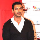 John Abraham graces the book launch of In a Bubble Of Time photos