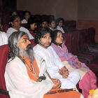 Kailash Kher's mother prayer meet Images