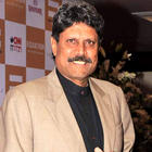 Kapil Dev at Equation Sports auction