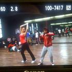 Kareena Kapoor Dance Pic On The Sets of Heroine