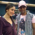 Kareena Kapoor Pose On The Sets of Heroine