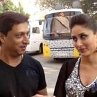Kareena,Madhur,Arjun Rampal Latest Pic On the Sets of Heroine
