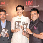 Khalid Mohammed's Book Two Mothers and Other Stories Launched by Sonam Kapoor