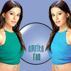 Sexy Actress Amrita Rao Wallpapers