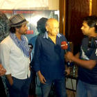Mahesh Bhatt,Kunal Khemu Promote Their Film Blood Money at 98.3 FM in Delhi