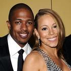 Mariah Carey and Nick Cannon Glamour Still
