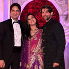Neil Nitin Mukesh at Vikas Kalantri's wedding reception Images