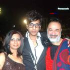 Sayali Bhagat and Sara Khan at Senor N Senorita Grand finale on Jan 6 2012