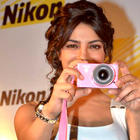 Priyanka Chopra Launches New Nikon 1 Cameras
