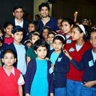 Rajeev Khandelwal's 'Act Of Cheer' Images